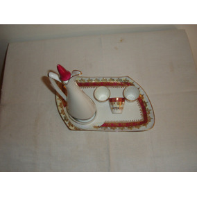 Mini Jogo De Porcelana Schimidt