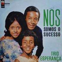 Cd Trio Esperança - Nós Somos O Sucesso - Lacrado - Raro