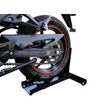 Calço De Roda Para Moto/ Trava Roda/ Cavalete Moto