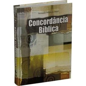 Concordância Bíblica Sbb