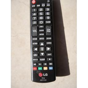 Control Para Tv Lg Original Akb73715608 Lcd Plasma Led Lcd