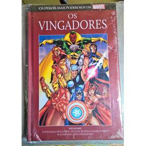 Os Heróis Mais Poderosos Da Marvel Os Vingadores Salvat