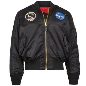 Chaqueta Alpha Industries De Piloto Ma1 Apollo