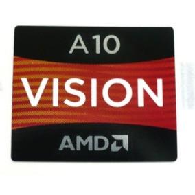 Adesivo Original Amd Vision A10