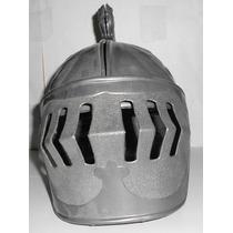 Marx Plastimarx Yelmo Celada (casco Con Visera) Medieval
