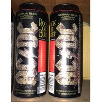 Ac Dc Cerveza Lata Vacia Para Colección Coleccionable
