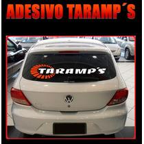 Adesivo Automotivo Tuning Parabrisa Taramps Som Automotivo
