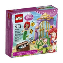 Tesoros Increíbles Lego Disney Princess 41050 De Ariel