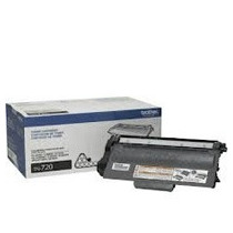Toner Brother Negro Tn720 Para Hl/dcp/mfc Rendimiento De 300