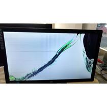 Monitor Led Aoc 20 Polegadas Tela Quebrada Mod: E2043fk