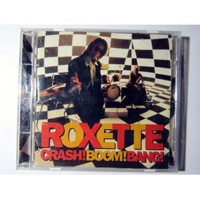 Cd Original Roxette Crash Boom Bang 1994