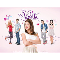 Mega Candy Bar Violetta Disney Envio Gratis A Todo El Pais