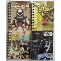 Star Wars Paquete De Minicuadernos Norma Darth Vader - Yoda