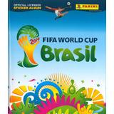 Vendo Album Panini Lleno Brasil 2014 En Formato Digital Pdf