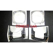 Aro Da Lanterna Dianteira E Farol Opala 71 A 74 Aluminio