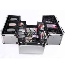 Maleta Grande Maquiagem Profissional Completa Original Avon