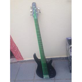 Fender 5 Cordas Japones Modelo Mb5 Troco