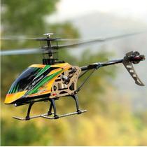 Helicóptero 4 Canais Grande Profissional V912 - Frete Grátis