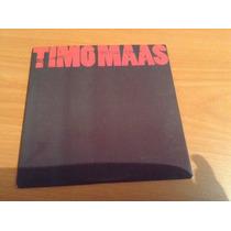 Timo Maas First Day Mixes Cd Sencillo Promo
