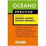 Diccionario Oceano Practico Español Aleman Deutsch Spanisch