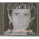 Jose Luis D.f. - 18 Años Despues ( Rock Urbano Mexicano ) Cd