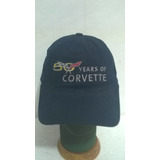 Bone Antigo Gm Corvette Comemorativo 50 Anos 2003 Coleção