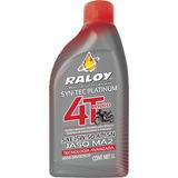 5lt Aceite 4 Tiempos Moto 100% Sintetico Raloy 15w50
