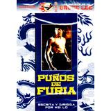 Dvd Puños De Furia (fist Of Fury) 1972 - Wei Lo / Bruce Lee
