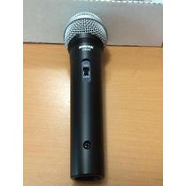 Microfono Shure C606