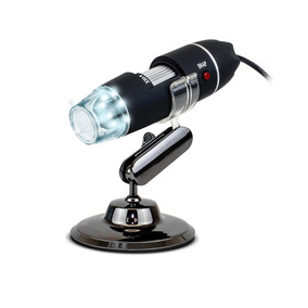 Microscopio Digital Usb Zoom Optico 500x 8 Led Luz Hd Pc Lap