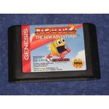 Pac-man 2 The New Adventures - Namco / Sega Genesis