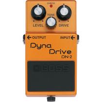 Pedal Boss Dyna Drive Dn-2 - Loja Física