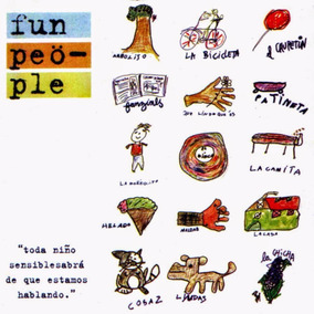 Fun People - Toda Niño Sensible Sabra... - Cd Nuevo.