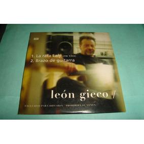 Leon Gieco - La Rata Laly - Single - Cd. Difusion