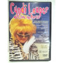 Cyndi Lauper Live In Paris Dvd Original Impecável