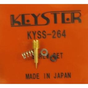 Kit Parafuso Regulagem Ar Rf600 Rf900 Suzuki 13279-47070