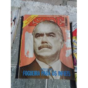 Revista Isto É Nº 463 De 06-11-1986