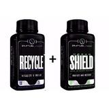 Combo Tpc Recycle + Organ Shield - Purus Labs Envio Imediato