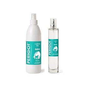 Colônias Pet Dolce 500 Ml + 50 Ml, Kit De Perfumes Perigot