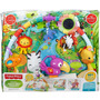 Tapete Fisher Price Atividades Bebe Rainforest Gym Luxe