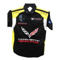 Camisa Escuderia, Carreras, Formula 1, Nascar, Automovilismo