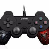 Mando Usb Spiderman Para Ps3 Pc Laptop + 2445 Juegos Snes