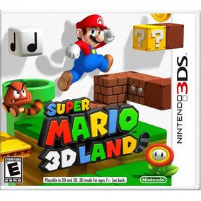 °° Super Mario 3d Land Para 3ds °° En Bnkshop