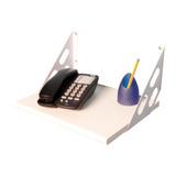 Estantes Telefono Mensula Melamina Rapi-estant