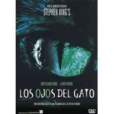 Cat´s Eye (los Ojos Del Gato) Stephen King. 1984. Dvd.