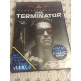 Terminator 1 Portada Japonesa Comprada En Japón Decoleccion
