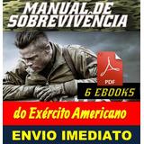 Manual De Sobrevivência Das Forças Armadas Americanas Ebooks