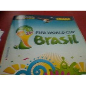Album Mais Figurinhas Copa Do Brasil 2014 Completo