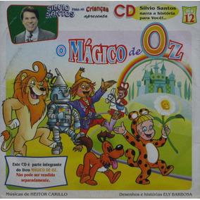 Silvio Santos Para As Crianças Cd O Magico De Oz