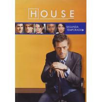 Dr House Sgeunda Temporada 2 Dos Serie De Tv En Dvd